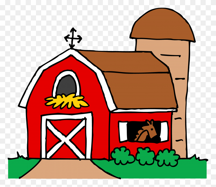 Farm House Clipart Look At Farm House Clip Art Images - Dollhouse Clipart