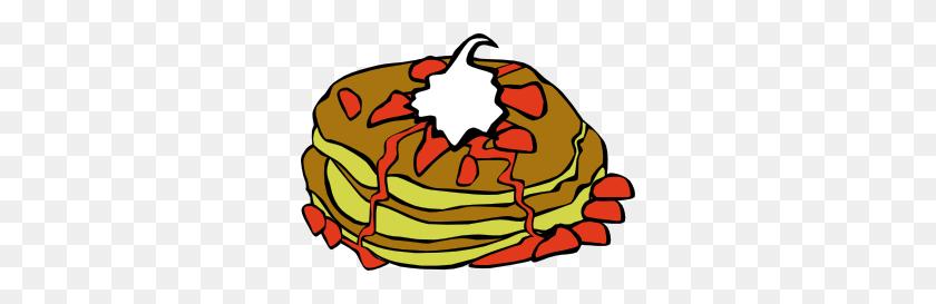 300x213 Fast Food Breakfast Ff Menu Clip Art - Free Clipart Pancake Breakfast