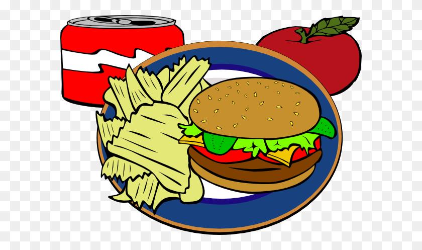Fast Food Clip Art - Unhealthy Food Clipart