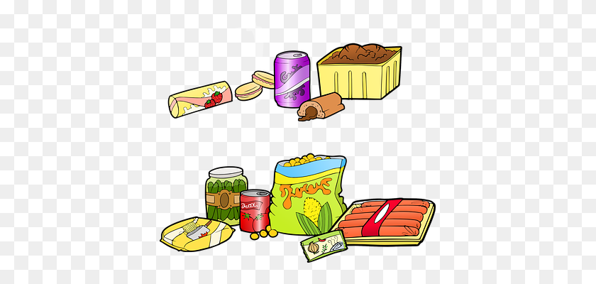 Fast Food Junk Food Industrial Food Burger - Junk Food PNG