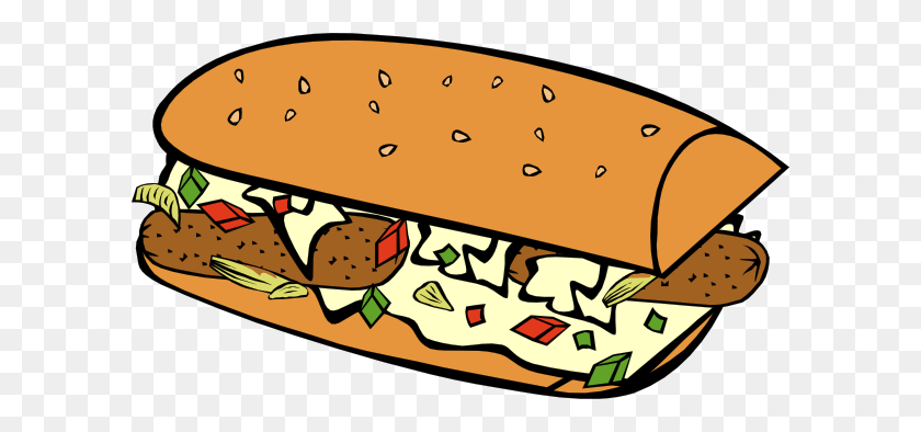 Fastfood Cliparts - Unhealthy Food Clipart