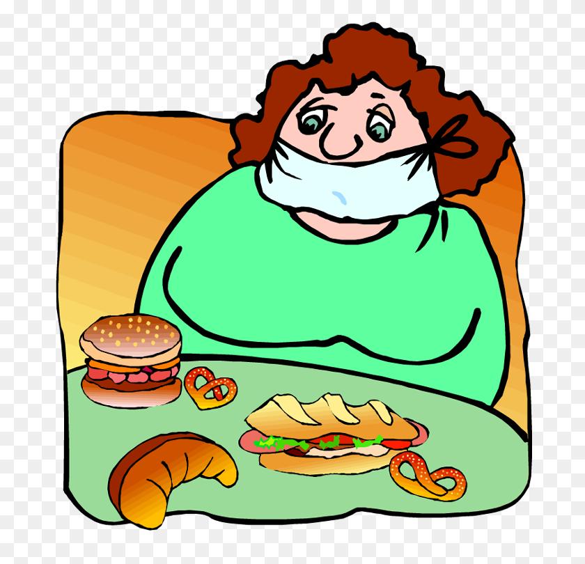 Fat Woman Clip Art - Woman Clipart