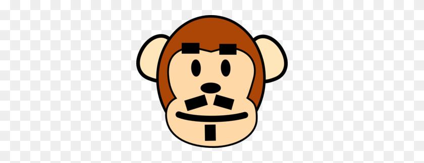 Father Monkey Clip Art - Monkey Clipart Images