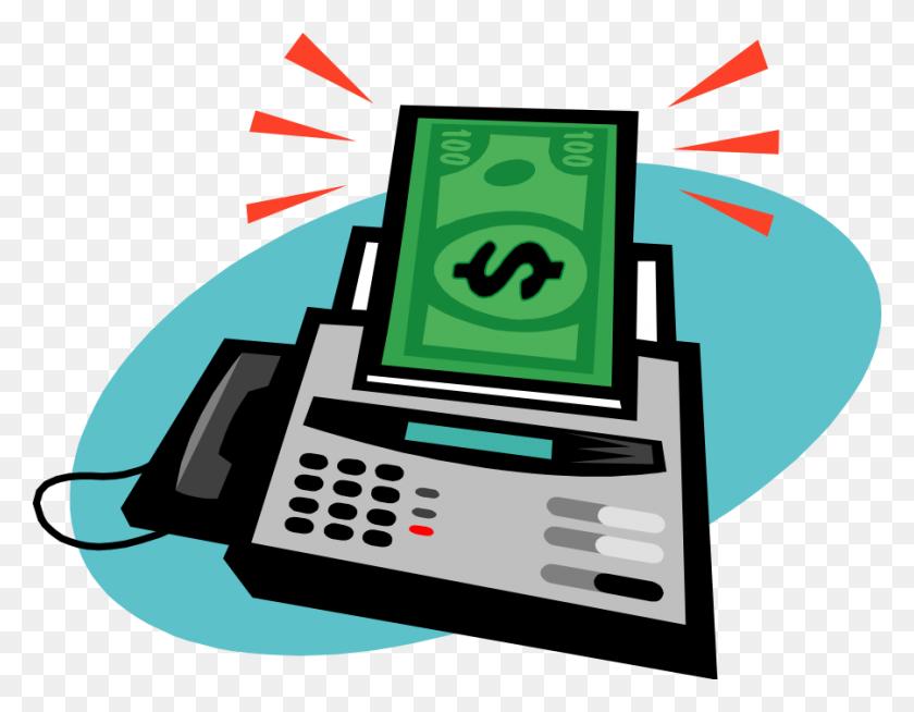 Fax Clipart Kostenlos - Electronics Clipart