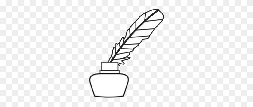 Feather Pen Clipart Clip Art Images - Pen Writing Clipart