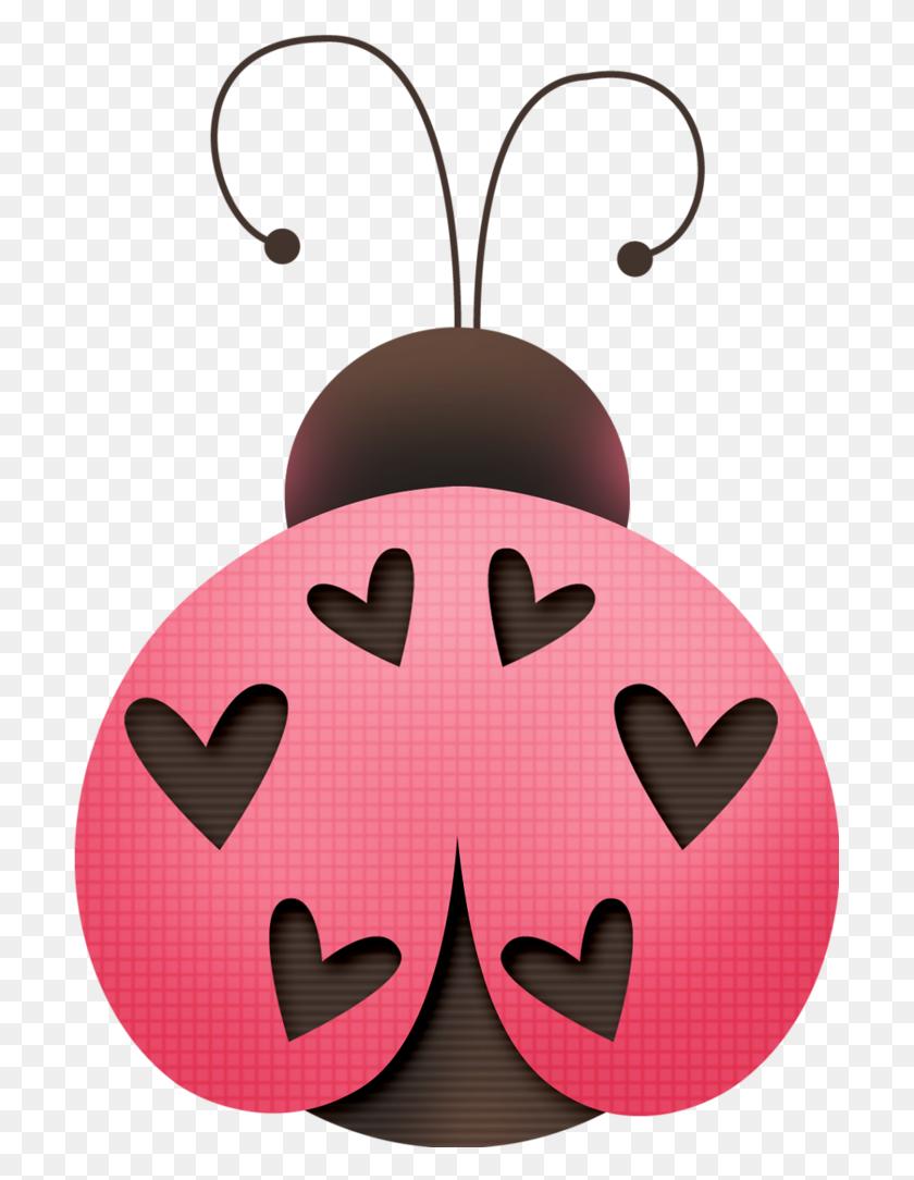 February Flirt Clipart Ladybug, Bugs, Love Bugs - Love Bug Clip Art