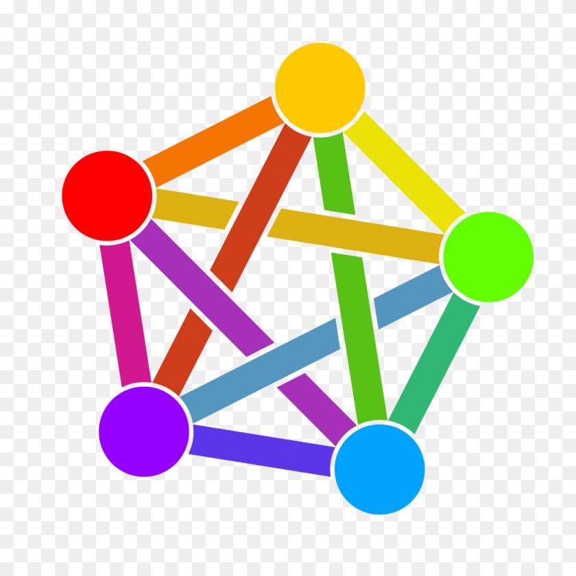 Fediverse Logo Proposal - PNG Interlacing