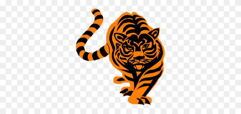 Felidae Sumatran Tiger Coloring Book Bengal Tiger Siberian Tiger - Tiger Cub Clipart