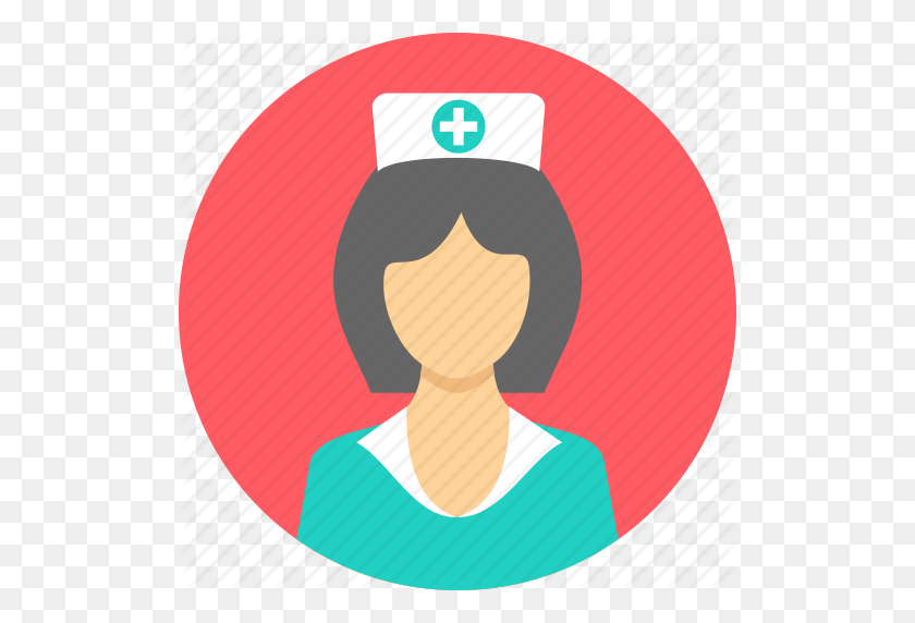 Female, Healthcare, Medical, Nurse, Sister Icon - Nurse Icon PNG