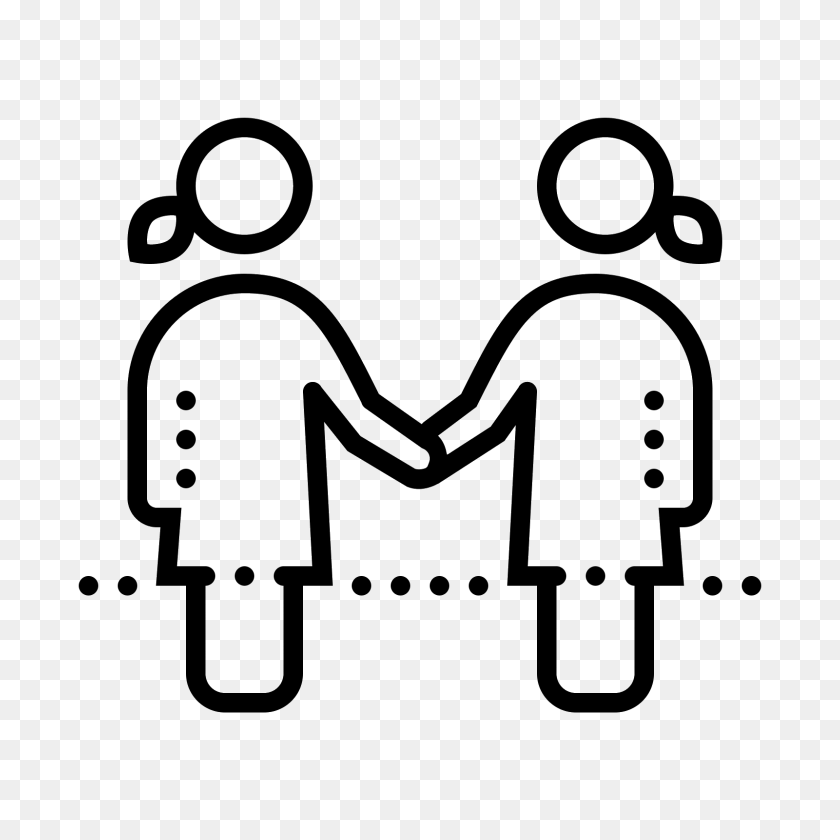 1600x1600 Female Meeting Icon - Meeting Icon PNG