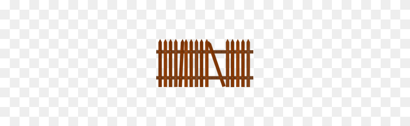 Fence Clipart Gray Pencil And In Color Fence Clipart Gray In Fence - Fence Clipart