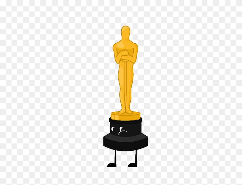 Fffac Contestant - Oscar Statue PNG