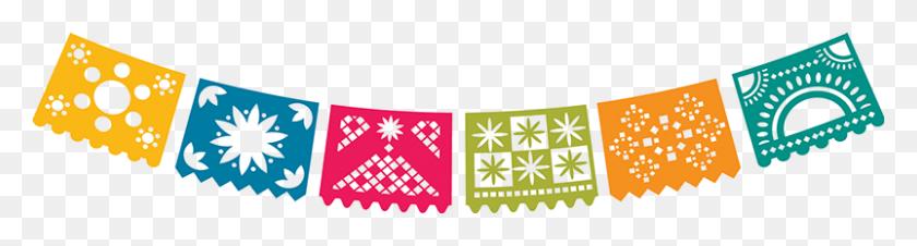 Fiesta Clip Art Mexican Flag - Mexican Fiesta Clip Art