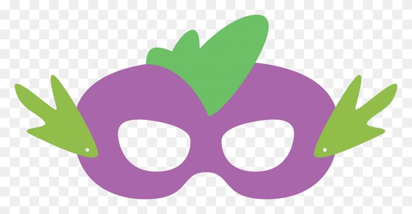 Fiesta Mile - Mardi Gras Mask PNG