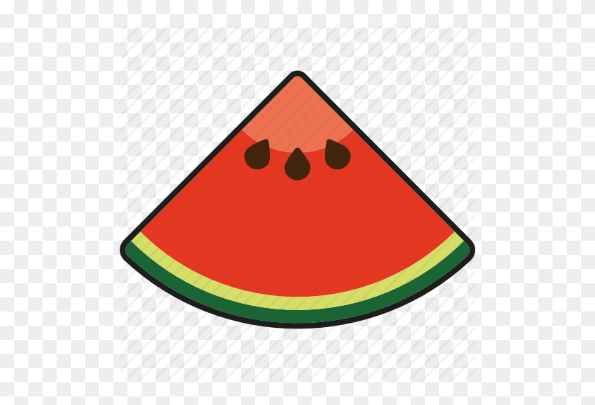 512x512 Fillix Fresh Fruit' - Melon PNG