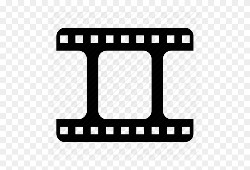 Film, Media, Movie, Reel, Video Icon - Movie Reel PNG