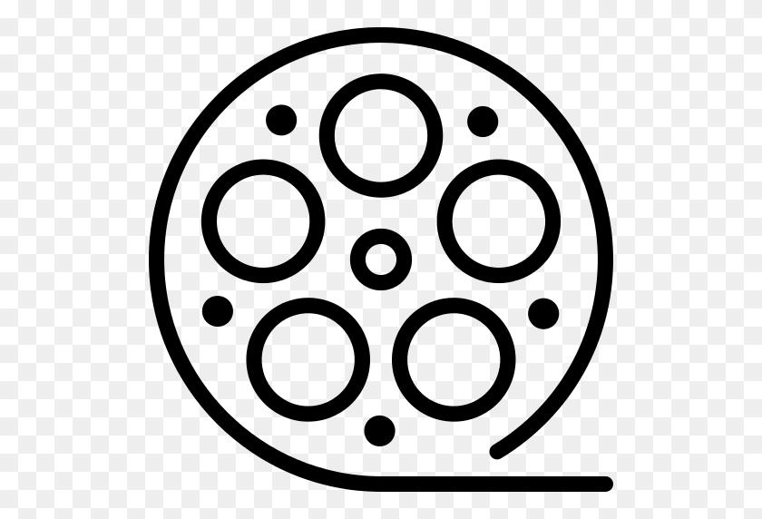 Film Strip Png Icon - Film Strip PNG