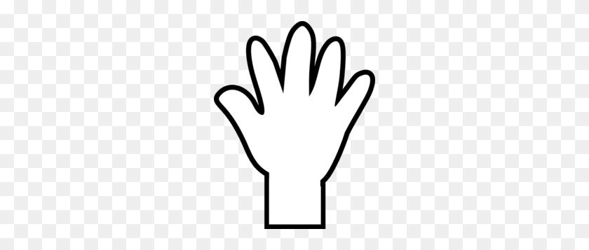 Finger Clipart Black And White - Finger Clipart Black And White