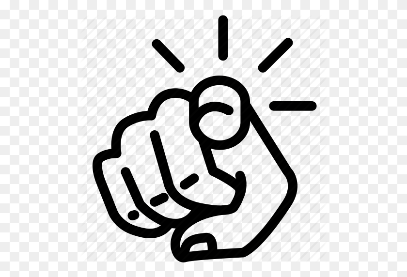 Finger, Finger Pointing, Hand, Hand Gestures, Indicator, Point - Pointing Hand PNG