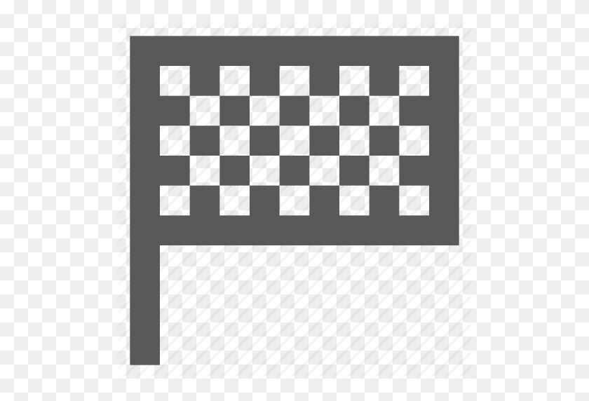 Finish, Flag, Race, Racing, Racing Flag, Sport Icon - Race Flag PNG