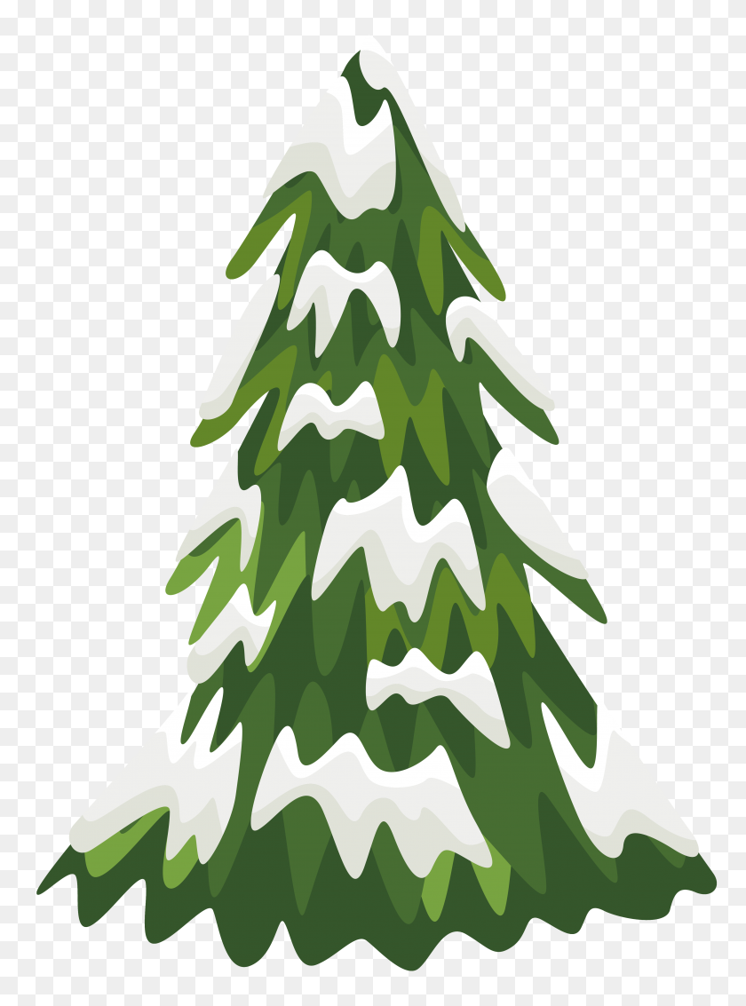 Fir Tree Clipart Clip Art - Trees Clipart PNG