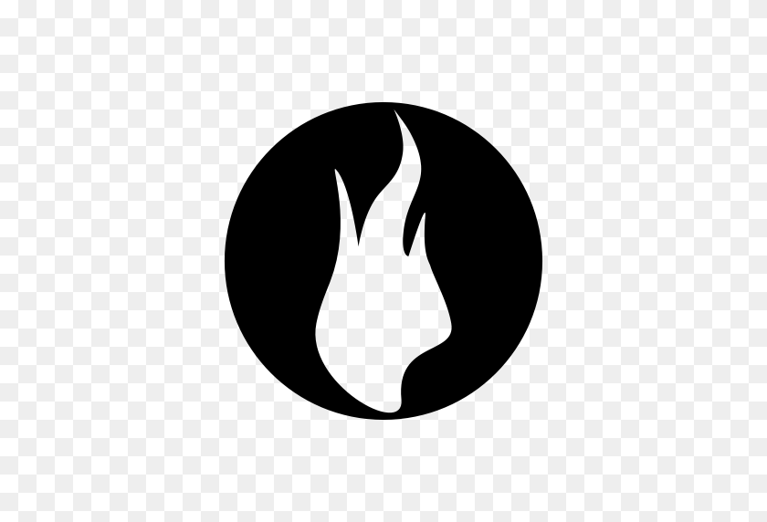 Fire Circle, Fire, Fire Device Icon With Png And Vector Format - Fire Circle PNG