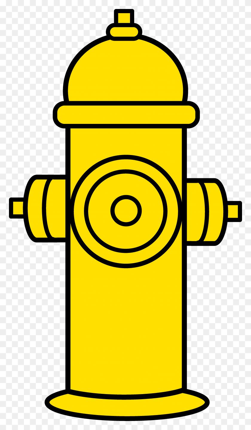 Fire Truck Clipart Fire Hydrant - Fire Truck Clipart