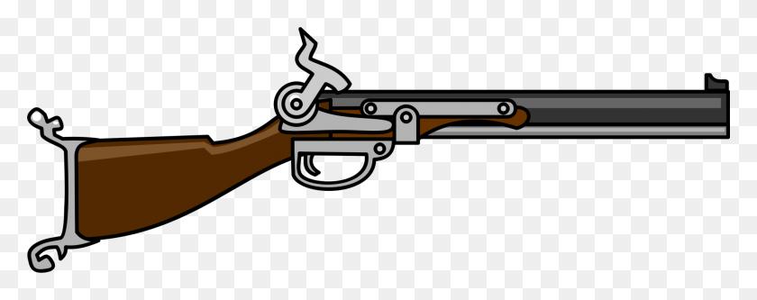 2138x750 Firearm Clip - M4 Clipart
