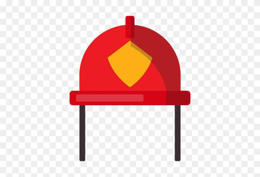 Firefighter Helmet Illustration - Firefighter Helmet Clipart