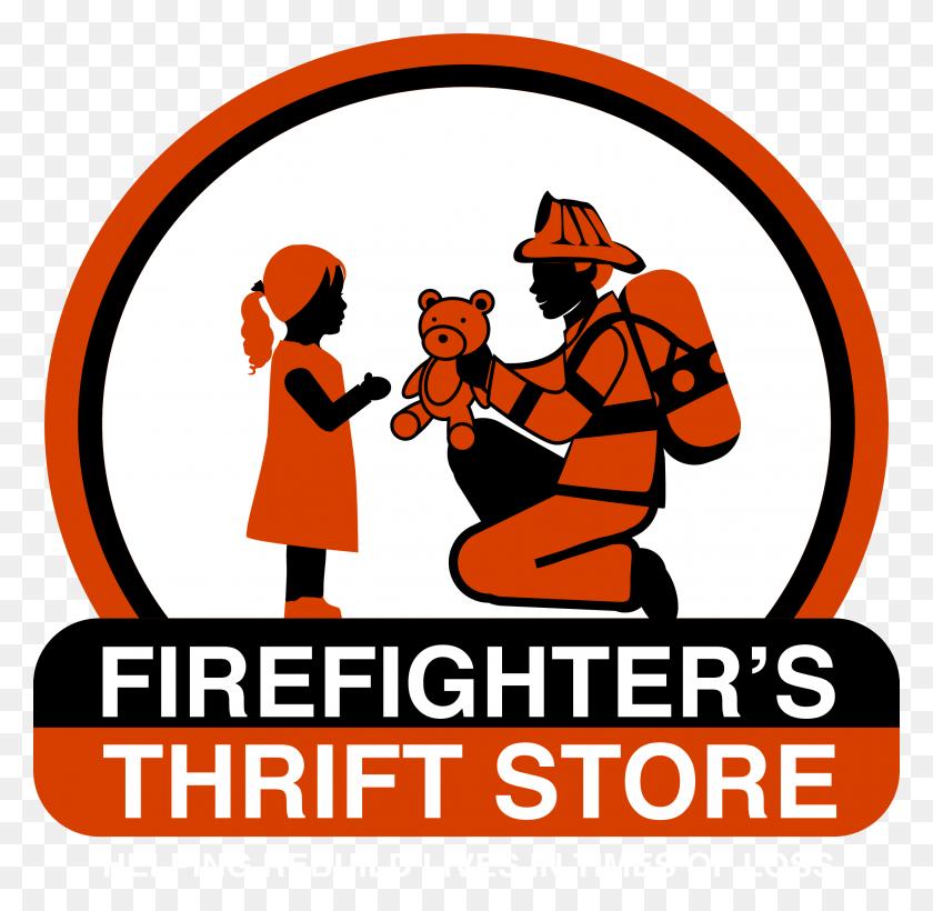 Firefighters Thrift Store - Thrift Store Clip Art