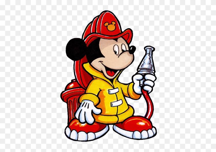 Fireman Clip Art Fireman Printables Firefighter - Smokey The Bear Clipart