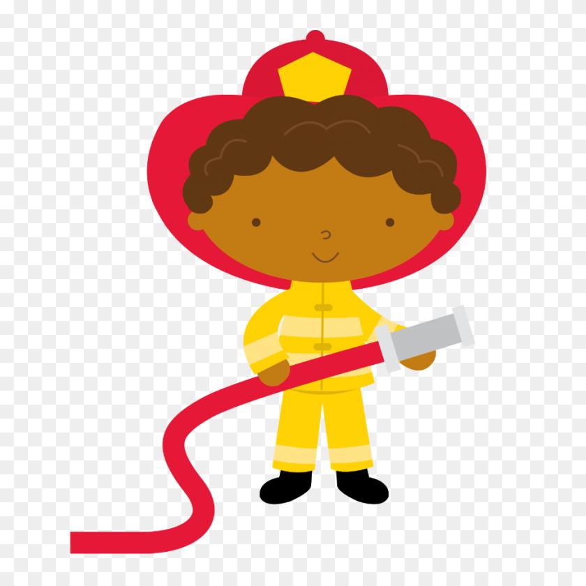 Fireman Clipart Fireman Costume, Fireman Fireman Costume - Fireman Clipart