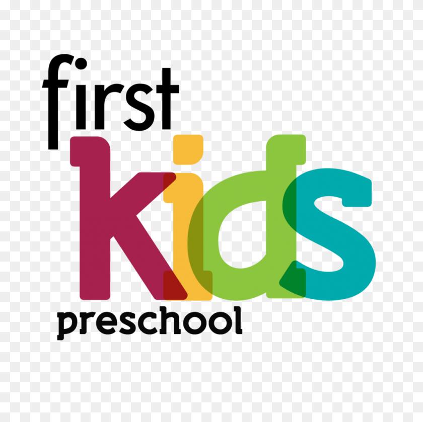 1000x1000 First Kids Preschool First Moss Bluff - First Day Of Preschool Clipart
