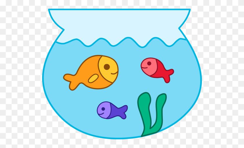 Fish Bowl Clipart - Mermaid Clipart Free