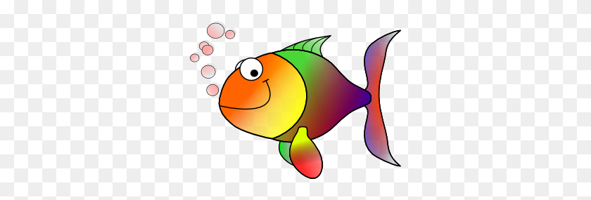 300x225 Fish Clip Art Black And White - Lure Clipart