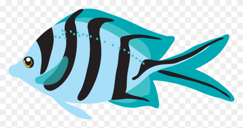 Fish Clipart - Dr Seuss Fish Clipart