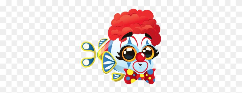 Fish With Attitude Fish With Attitude Rare Clown Fish - Clown Fish PNG