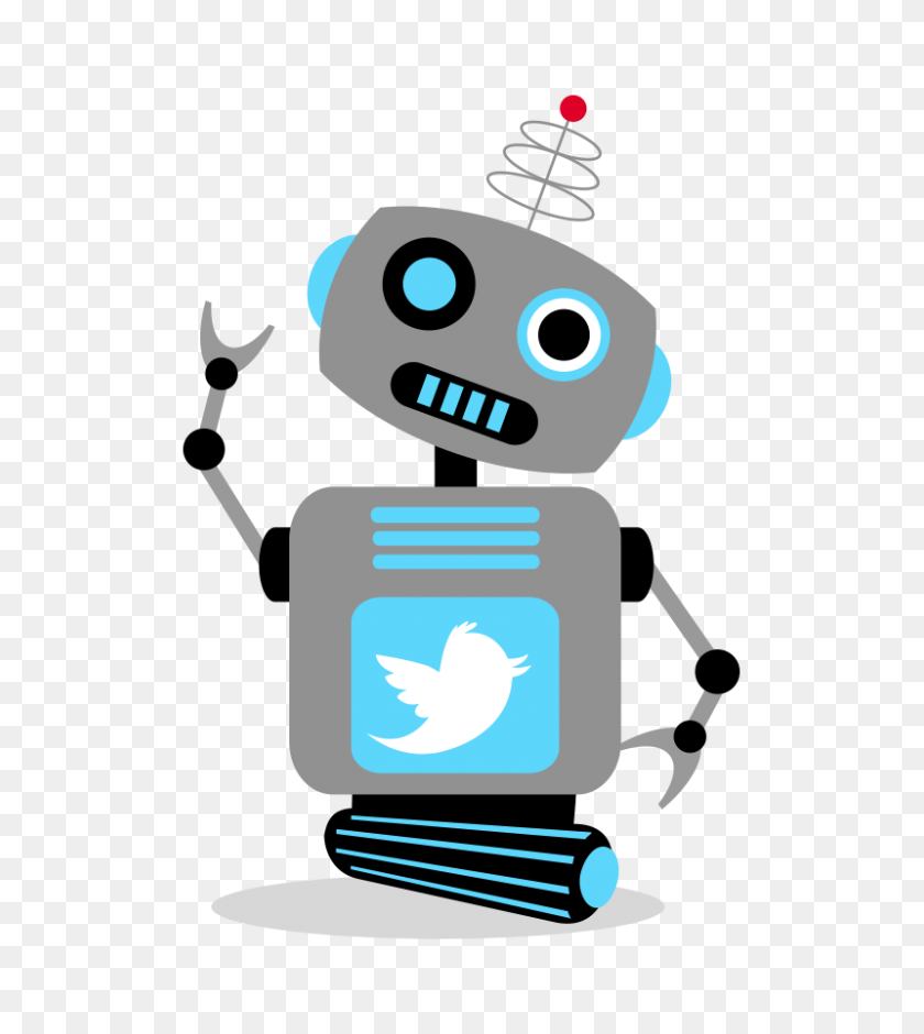 Five Steps To Build Your Own Random Non Sequitur Twitter Bot - Love One Another Clipart