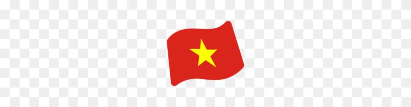 Flag Vietnam Emoji On Google Android Vietnam Flag Png Stunning Free Transparent Png Clipart Images Free Download