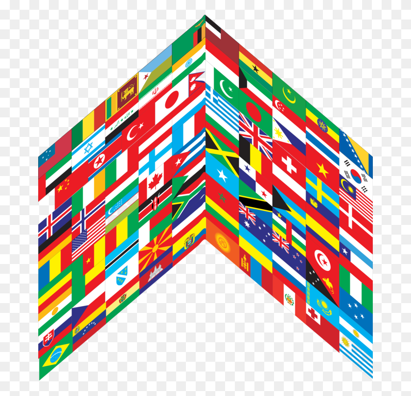 Flags Of The World Computer Icons Steel Angle - World Flags Clipart