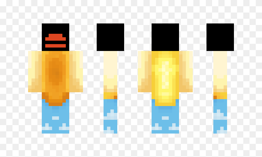 Flappy Bird Skin Skins For Minecraft Pe - Flappy Bird PNG