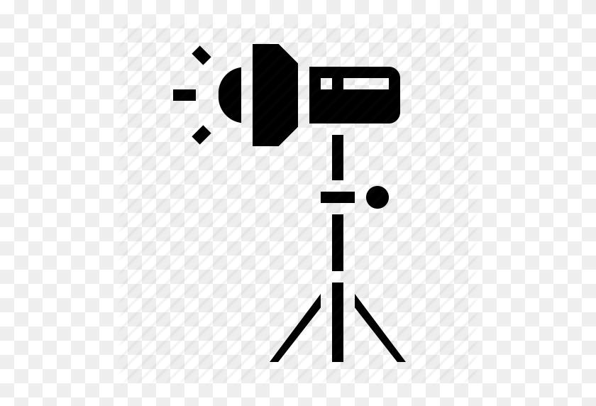 Flash, Light, Studio Icon - Light Flash PNG