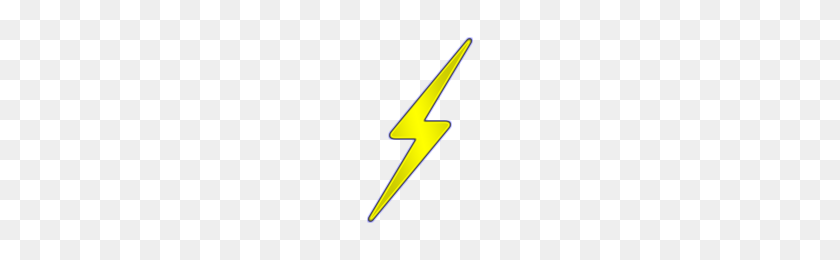 Flash Lightning Bolt - Harry Potter Lightning Bolt Clipart