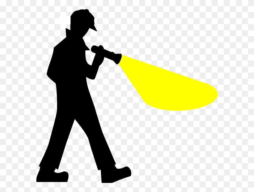 Flashlight Clipart Black And White Clipart Station - Flashlight Clipart Black And White