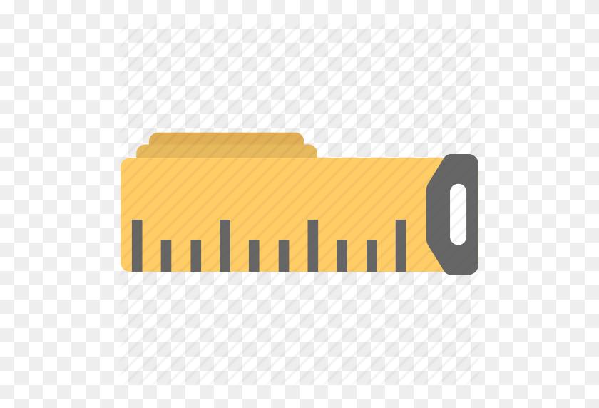 Flexible Ruler, Inch Tape, Measuring Tape, Metal Measurer, Tape - Tape Measure PNG