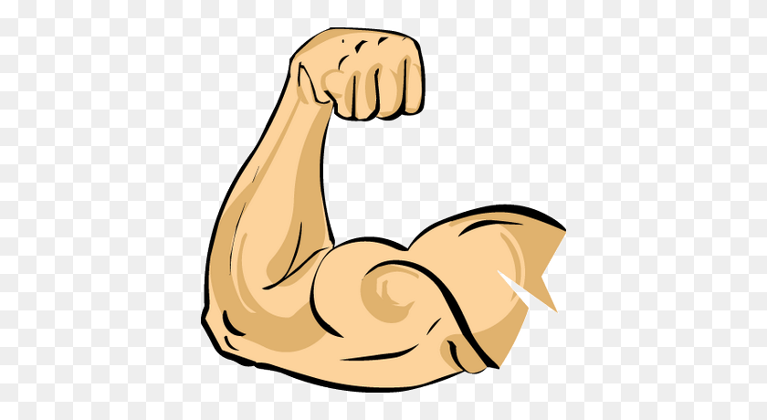 Flexing Arm Clipart Free Images At Clker Vector Clip Art - Flexing Clipart