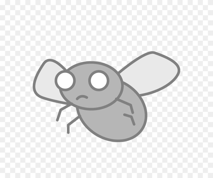 Flies Flies Free Icon Material Illustration Clip Art - Vault Clipart