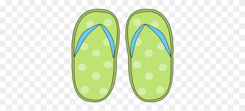 350x321 Flip Flop Clip Art - Flip Flop Clipart