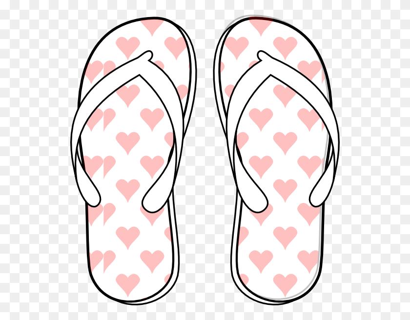 Flip Flop Clip Art - Flip Flop Clipart
