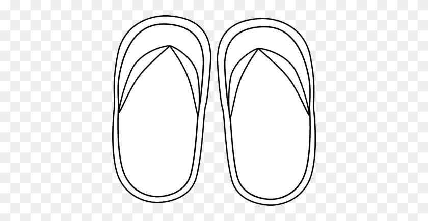 Flip Flop Clip Art Images - Summer Clipart Free